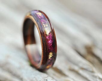 wood ring women 5 year anniversary wooden engagement rings wood rings for women wood engagement ring - Wooden Wedding Rings