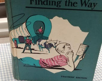 Finding the Way Teacher's Edition Allyn & Bacon Reader Grade 5