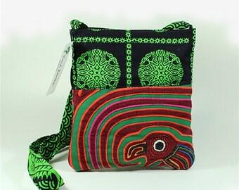 Mola Crossbody Bag