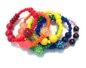 Single Color Stacker Bracelet