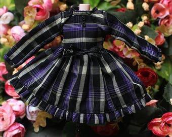 Dress Plaid dark