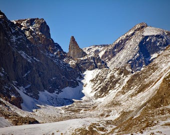 Dent-Beartooth Mountains, Montana l'ours