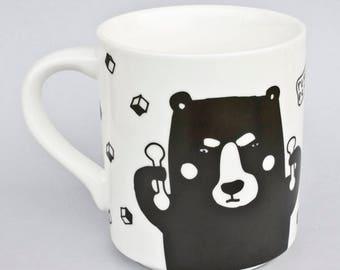 """Mug """"sports bear"""""""