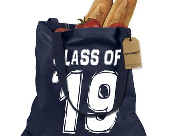 Class of 2019 Shopping Tote Bag