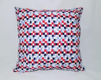 Vintage 40 cm x 40cm cushion.