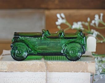 Vintage Avon car bottle