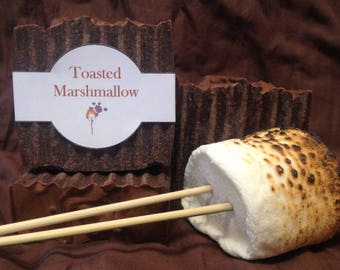 Toasted Marshmallow Soap GLUTEN FREE