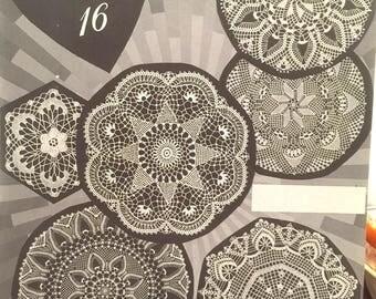 Vol. 16 ~ Elizabeth Hiddleson Crochet Designs