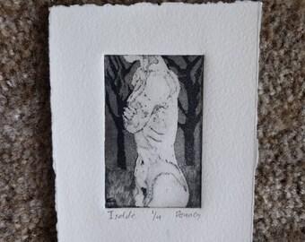 Isolde Print