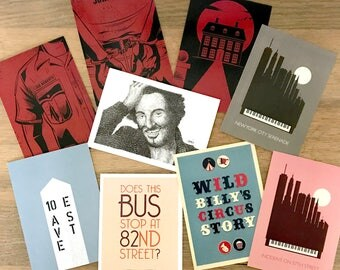 The Springsteen Postcard Collection