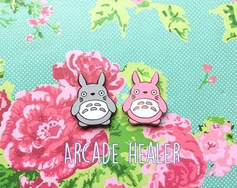My Neighbor Totoro Hard Enamel Pins 1.25 inch