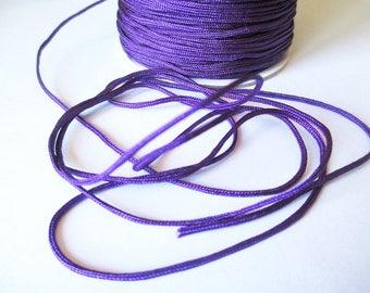 10 m 1.5 mm purple nylon string