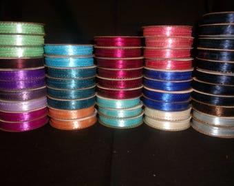 Picot Edging Ribbon Bundle