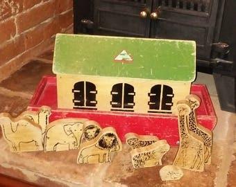 Vintage Noah's Ark