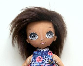 Api's Dolls, OOAK doll, Art doll, Cloth doll, Rag doll, Tall doll, Toy Doll,  Collector's doll