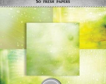 ON SALE sale So fresh, digital paper, jpg, 12x12 in, printable