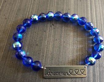 Blue Dreamer Bracelet