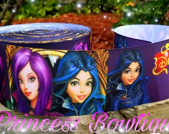 Descendants ribbon, descendants 2 ribbon, descendants,  ribbon, mal ribbon