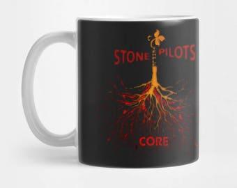 stone temple pilots coffee mug rock awesome