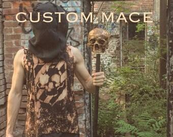 Custom Mace (LED)