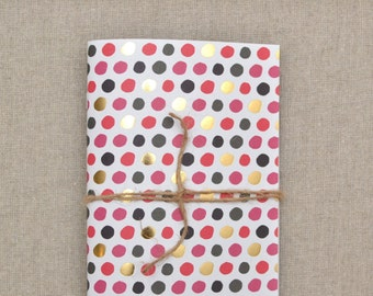 Pretty Journal -  Lined Journal - Pretty Stationary - Cute Notebook - Cute Notebook - Lined Notebook - Paper Journal