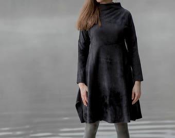 Woolen Dress Motumo 17FW9