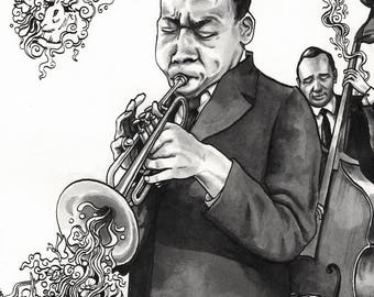 Lee Morgan Print