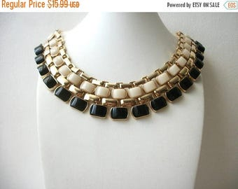 ON SALE Retro THE Limited Massive Cleopatra Inspired  Metal Necklace 5917