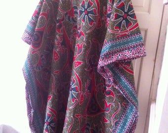 Ladies kaftan dress size 20-22