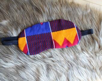 Sleeping Mask - Sleep Mask - Sleep Gifts - Sleeping Gifts - Beauty Mask - Spa Mask - Relaxation Gifts - Travel Mask - African Mask