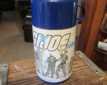 GI Joe Aladdin Thermos, Lunchbox,