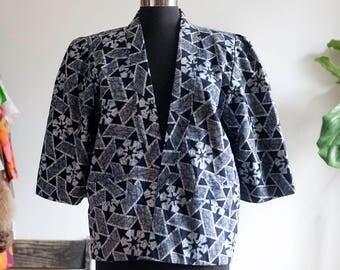 African Wax Print Jacket