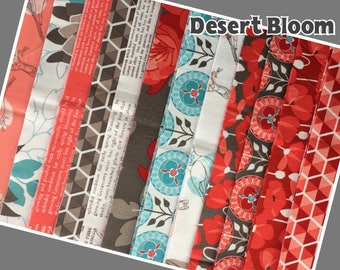 Riley Blake Desert Bloom Scrap Bag