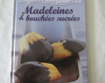 1 pound of 78 madeleines recipes and sweet bites