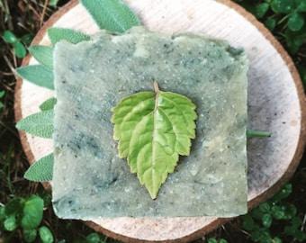 Patchouli Hemp Soap