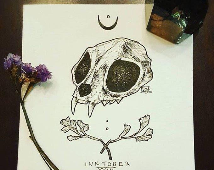 2016 Inktober [ORIGINAL] - XXVI