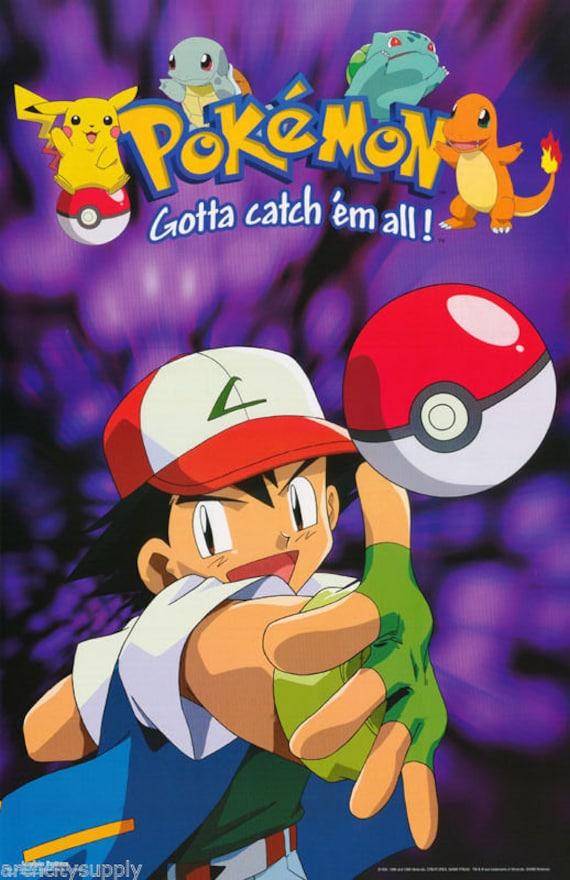 Pokemon Title Gotta Catch Em All