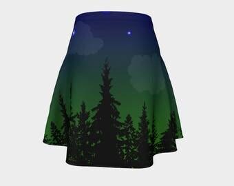 Night Sky Skirt
