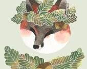Summer Sale -- Grey Fox