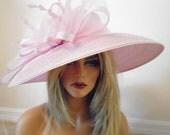 pink Kentucky Derby hat