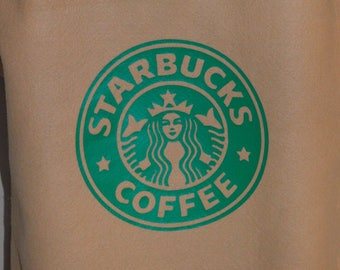 Coffee Costume Logo ONLY