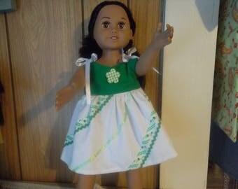 Sun Dress for 18 inch Doll