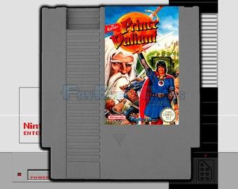"IN STOCK! ""The Legend of Prince Valiant"" Unreleased Nintendo NES Platformer!"