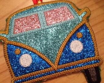 Campervan Decoration~Campervan Tree Ornament~Vehicle Bauble~Campervan Bauble~Camper Van~Tree Ornament~Quirky~Choose Your Design