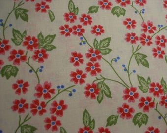 Sweet Pea Fabric By-the-yard