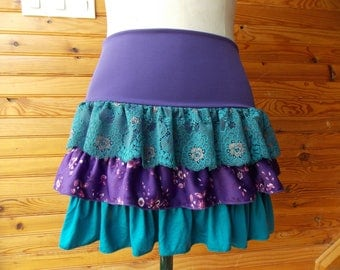 """""""Bohemian spirit interview"""" skirt available in several sizes to make"""