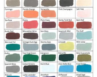 Farmhouse Colors, Environmentally Friendly Paint, Water Base Paint, Farmhouse, Dixie Belle Chalk Paint