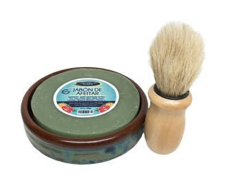 Handmade Shaving Soap Set