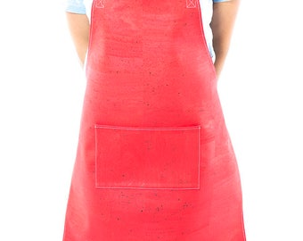 Chef's Apron Cozer Red