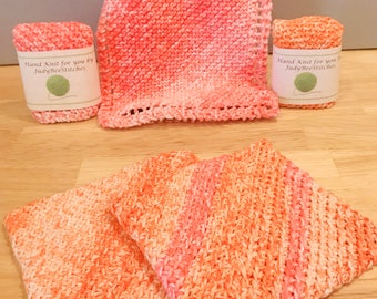 Coral and Orange